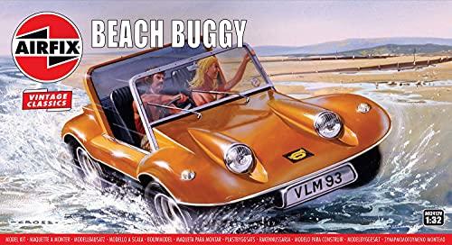 Airfix A02412V Beach Buggy Vintage Classics Car 1:32 Scale Model Kit