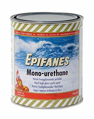 EPIFANES Mono-Urethane 1K Lack schwarz E3-3119, 750 ml