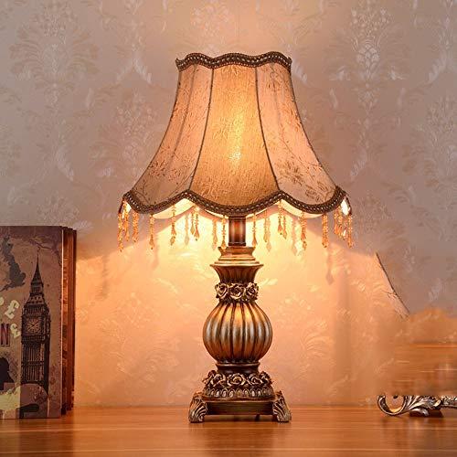 Sebasty Brown Tela Translúcida De Color Marrón Sombra Impresión Borla Colgante De Bronce Mesa De Grabado Parte De Cabecera De Resina Lámparas De Iluminación De Las Lámparas De Iluminación De La Lámpar