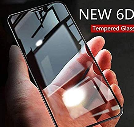SuperdealsFortheinfinity All Edge 6D Full Glue Screen Protection Tempered Glass for Honor 8X