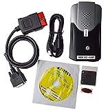 OBD2 Auto Bluetooth-Fehler-Diagnose-Diagnose-Scanner OBD II-Fahrzeugfehler-Detektor-Diagnosegerät