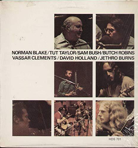 HDS701 LP Norman Blake Tut Taylor Sam Bush Butch Robins Vasal ... V