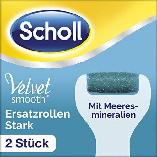 Scholl Velvet Smooth Ersatzrollen Stark, 2 Stück