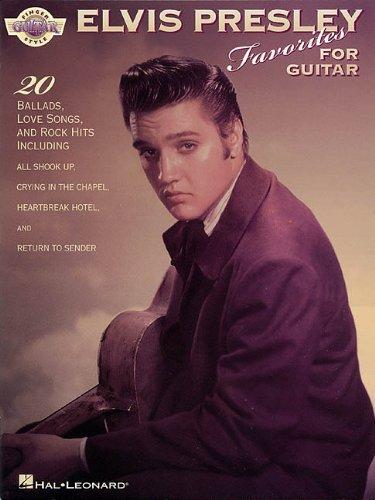 Elvis Presley for Fingerstyle Guitar