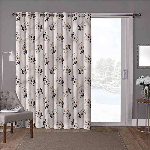 YUAZHOQI cortinas correderas de cristal para puerta, Alicia en el país de las maravillas, fantasía cuento, 100 x 96 pulgadas, privacidad vertical persiana para sala de estar (1 panel)