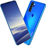 Telefono cellulare 4G, smartphone A72plus sbloccato, telefono 6,7 pollici Big HD Waterdrop Screen,...