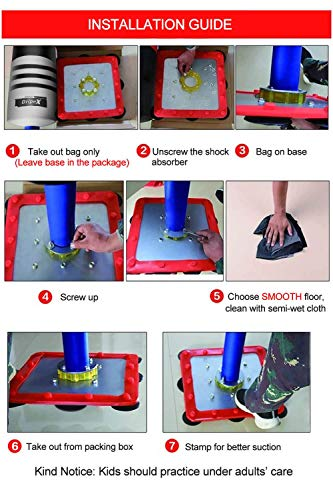 Dripex-Kids-Free-Standing-Boxing-Punch-Bag-Heavy-Duty-Punching-Bag-Stand-with-Suction-Cup-Base