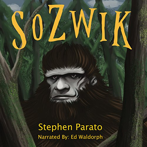 Sozwik audiobook cover art