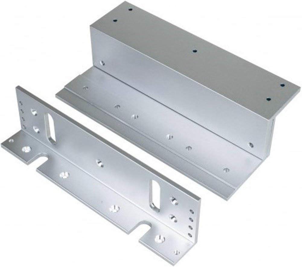 Seco-Larm Product Enforcer Z Bracket for Lbs. Maglock 200 E-941S-1K2 1 supreme
