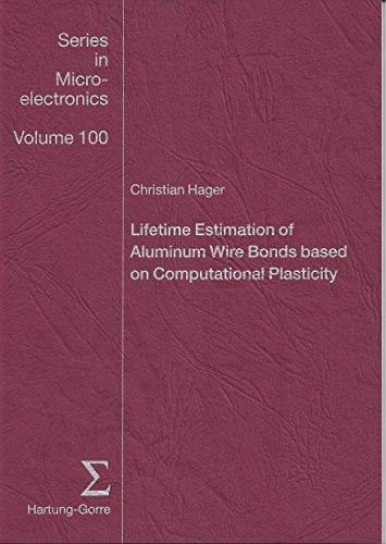 Lifetime Estimation of Aluminum Wire Bonds based on Computational Plasticity