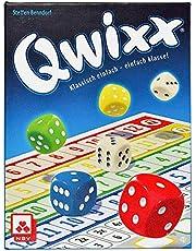 NSV - 4015 - QWIXX - nominaal voor het spel van het jaar 2013 - dobbelspel.