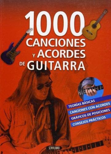 1000 canciones y acordes de guitarra