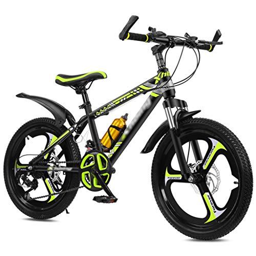 OFFA Bicicletta in Mountain Bike con 20'/ 22' / 24'Biciclette per Bambini, Bicicletta da Montagna A Disco 21 velocità, Ruota in Lega di Magnesio, Ciclismo Urbano Pendolare Città Bicicletta