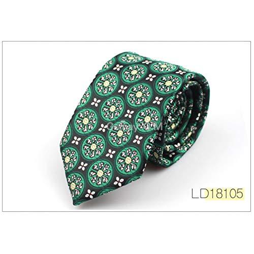 DYDONGWL stropdas voor heren, lint van hout, stropdassen voor mannen, blauw/rood, 7 cm breed, stropdassen, pak, bruiloft, polyester, zijde