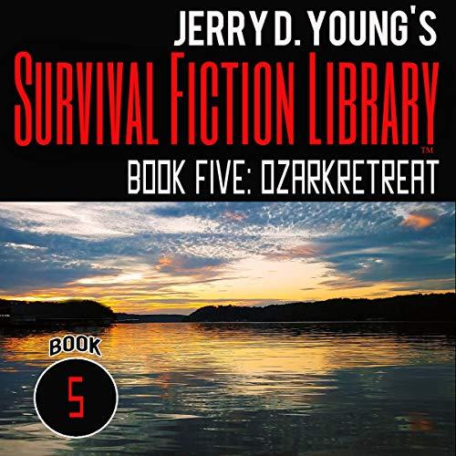 Ozark Retreat audiobook cover art