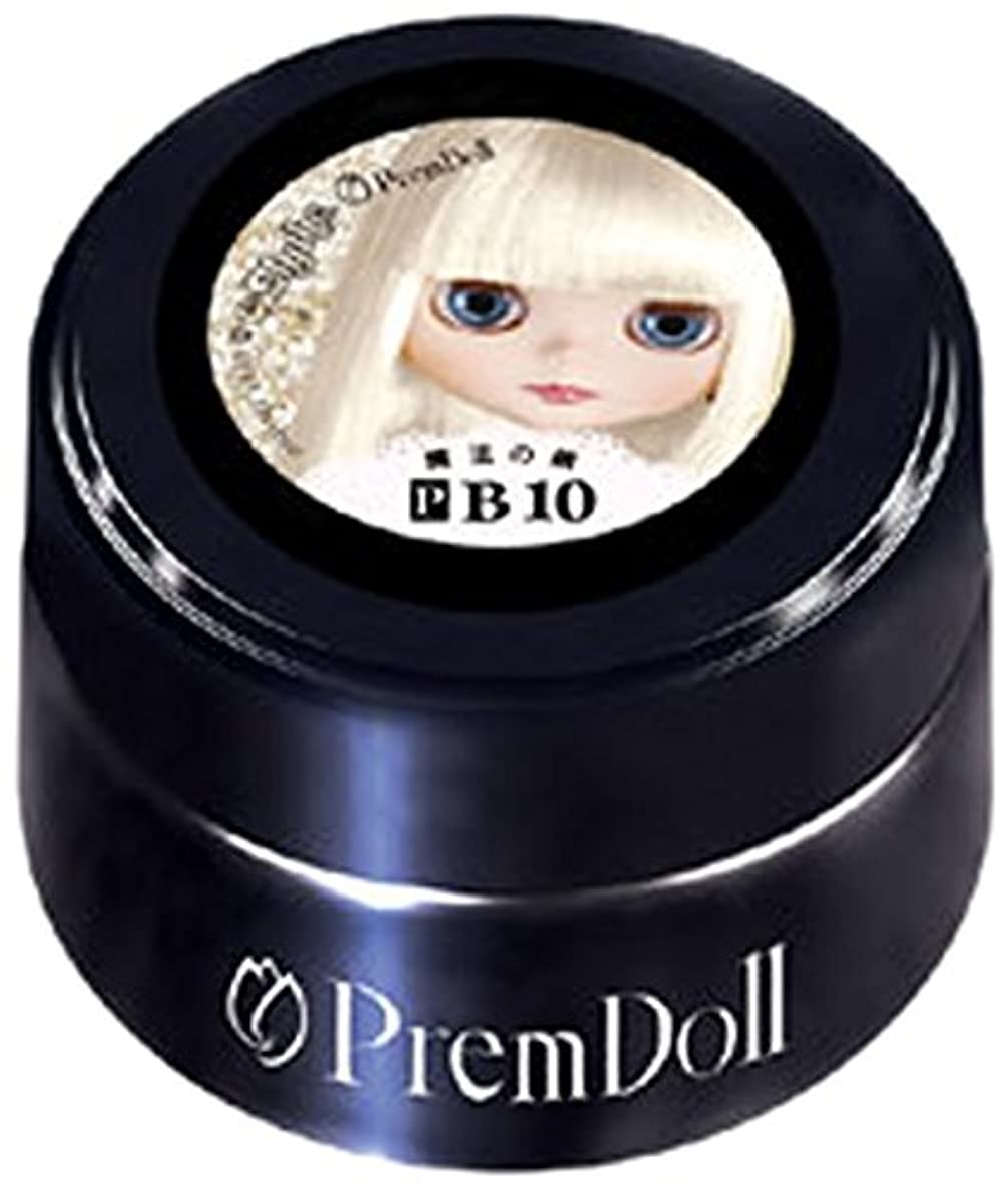 各じゃがいも明らかにプリジェル ジェルネイル プリムドール 魔法ノ鏡 3g DOLL-B10 PREGEL×Blythe(ブライス)コラボレーション カラージェル UV/LED対応