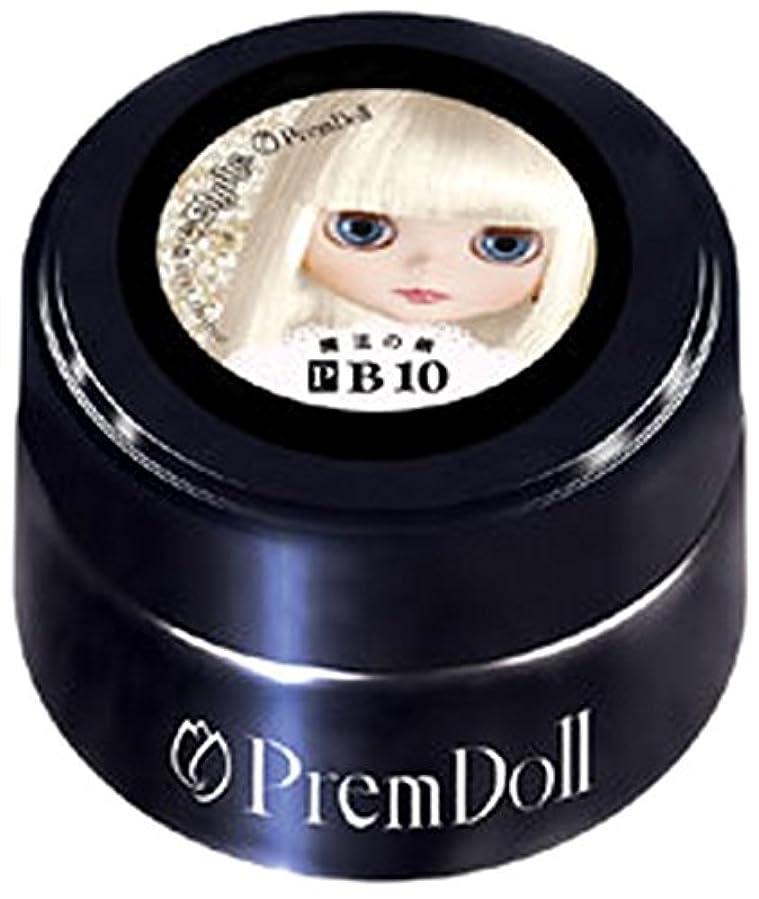 プレーヤー等無数のプリジェル ジェルネイル プリムドール 魔法ノ鏡 3g DOLL-B10 PREGEL×Blythe(ブライス)コラボレーション カラージェル UV/LED対応