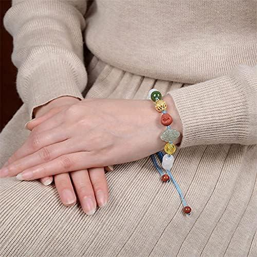 Outstanding Lorraine Adjustable Infinity Rope Bracelets Women for Trea Atlanta Mall Multi
