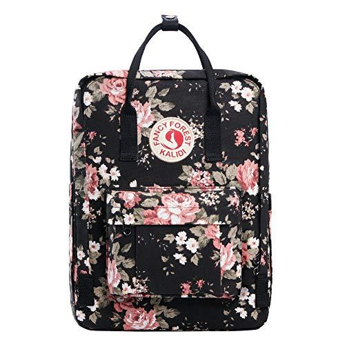 KALIDI Rucksack/Daypack Rucksack Mädchen Jungen & Kinder Damen Herren Schulrucksack mit laptopfach für 15 Zoll Notebook (XS04-YH019)