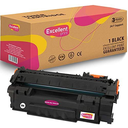 Excellent Print Q5949A 49A 7553A 53A Compatibili Cartuccia Del Toner per HP Laserjet 1320 MFP 1160 3390