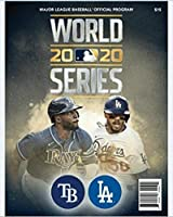 2020 World Series Book with Protective Sleeve Cover Dueling Teams Rays & Dodgers PRE Order Item