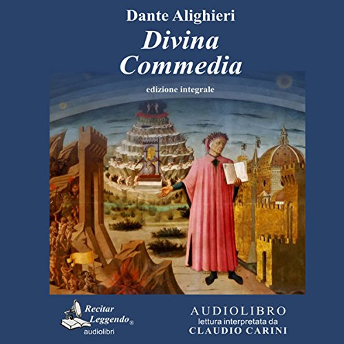 Divina Commedia [Divine Comedy] audiobook cover art