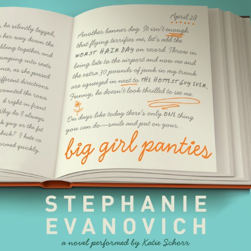 Big Girl Panties audiobook cover art