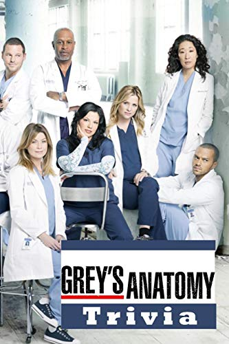 Compare Textbook Prices for Grey's Anatomy Trivia: Trivia Quiz Game Book  ISBN 9798572668360 by Herritz, Mr Shelly