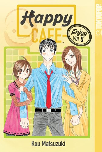 Happy Cafe Volume 5