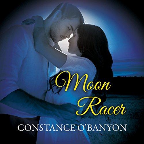 Moon Racer audiobook cover art