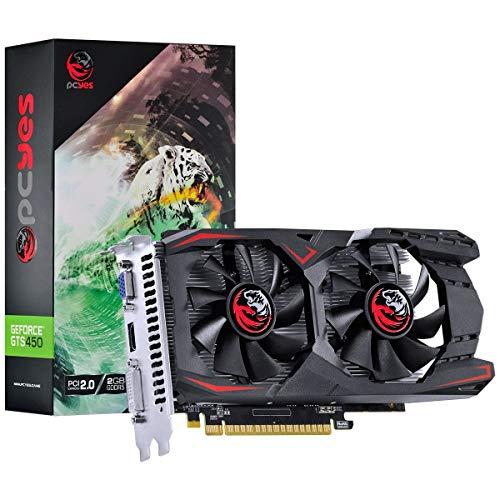 GPU GTS 450 GDDR5 2GB 128 PA45012802G5, PCYes