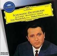 Schumann: Dichterliebe/Schubert: Liede by Fritz Wunderlich (2008-06-25)