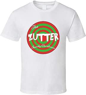 The Zutter Family Christmas Last Name T Shirt