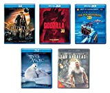 3D Blu Ray Pack 6