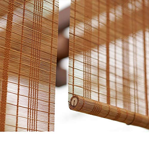 Estor enrollable para cortinas enrollables para exteriores/patio/porche, pantalla para sombrilla con techo,...