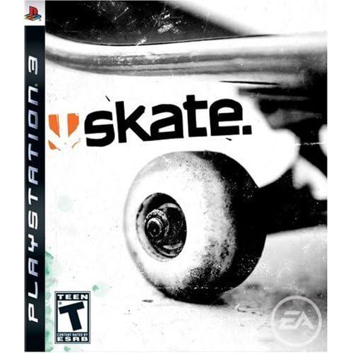 Amazon com: Skate - Playstation 3: Artist Not Provided