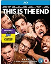 This is the End (Blu-ray + UV) (Slipcase Packaging + Region Free + Fully Packaged Import) - Blu-ray Mastered in 4K