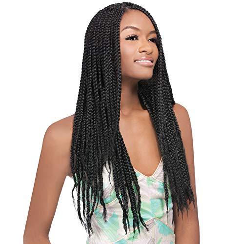 OUTRE X-PRESSION Kanekalon Synthetic Hair Braids (12-Pack, 99J)
