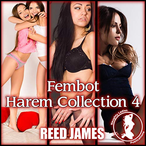 Couverture de Fembot Harem Collection 4