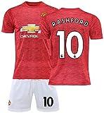 MCE Hombres Camiseta de fútbol Conjunto Equipo Deportivo del Equipo de fútbol Manchester United #...