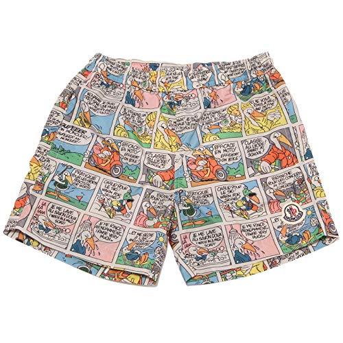 Moncler 4424X costume mare bimbo boxer short beachwear kid [3 YEARS]