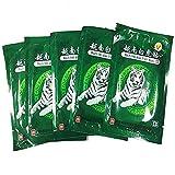 MQ Patch de bálsamo del tigre Blanco Vietnam calefacción antidolor aliviar dolores de espalda cuello hombro piernas muscular lumbar Tratamiento de Artritis Reumatismo ( 8Patches/bolsita)