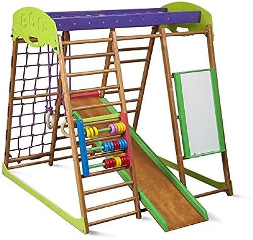 Kindersport Ecke  ramelcek-Plus inge, Kletterstange , Kinderrutsche , Kletternetz , Sprossenwand