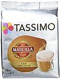 Tassimo Café Marcilla con Leche, 16 Cápsulas