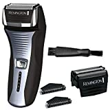Remington F5-5800, Power Series Inercept Cutting Foil Razor/Men's Shaver with SPF-300 Screens & Cutters, Cleaning Brush, and Pivot & Flex Technology - (Bundle)