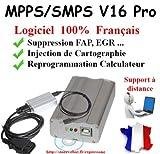 MISTER DIAGNOSTIC MPPS V3 Metal