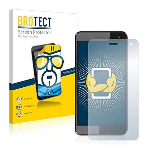 BROTECT Schutzfolie kompatibel mit Haier HaierPhone G31 (2 Stück) klare Bildschirmschutz-Folie