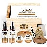 Mo Bro's Cedarwood Signature - Kit de cuidado para barba