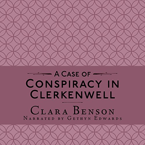 A Case of Conspiracy in Clerkenwell audiobook cover art