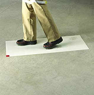 Clean Room Sticky Mats White 18